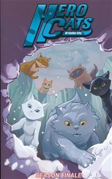 HERO CATS TP VOL 07 SEASON FINALE
