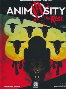 ANIMOSITY THE RISE (LCSD 2017) HC (MR)