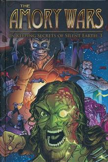 AMORY WARS HC KEEPING SECRETS OF SILENT EARTH 3 (R