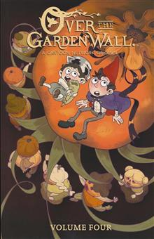 OVER GARDEN WALL ONGOING TP VOL 04