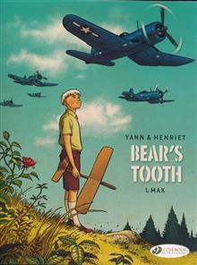 BEARS TOOTH GN VOL 01 MAX