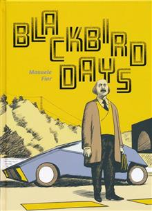 BLACKBIRD DAYS HC (MR)