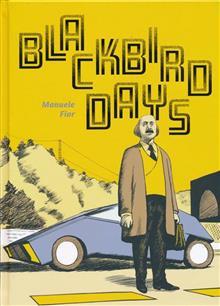 BLACKBIRD DAYS HC (MR)