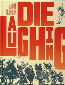 DIE LAUGHING HC FRANQUIN (MR)