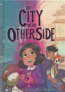 CITY ON OTHER SIDE HC GN