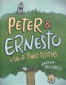PETER & ERNESTO TALE OF TWO SLOTHS HC
