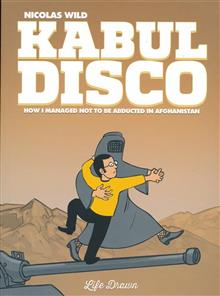KABUL DISCO GN BOOK 01 (OF 2) NOT TO BE ABDUCTED