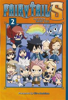 FAIRY TAIL S GN VOL 02 (OF 2)