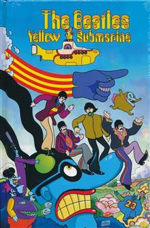 BEATLES YELLOW SUBMARINE HC