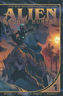 ALIEN BOUNTY HUNTER TP