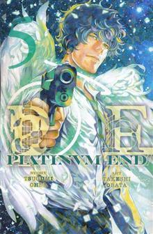 PLATINUM END GN VOL 05 (MR)