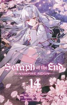 SERAPH OF END VAMPIRE REIGN GN VOL 14