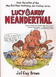 LUCY & ANDY NEANDERTHAL GN VOL 01