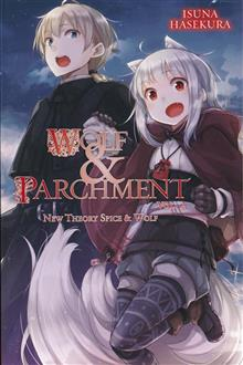 WOLF & PARCHMENT LIGHT NOVEL SC VOL 02 NEW THEORY