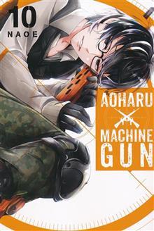 AOHARU X MACHINEGUN GN VOL 10