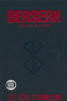 BERSERK DELUXE EDITION HC VOL 02 (MR)