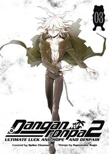 DANGANRONPA 2 TP VOL 03 ULTIMATE LUCK HOPE DESPAIR
