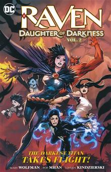 RAVEN DAUGHTER OF DARKNESS TP VOL 02