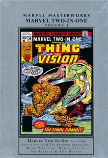 MMW MARVEL TWO IN ONE HC VOL 04