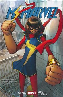 MS MARVEL HC VOL 05
