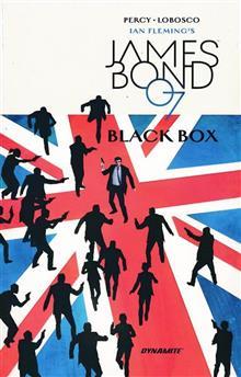 JAMES BOND BLACKBOX TP