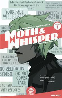 MOTH & WHISPER TP VOL 01
