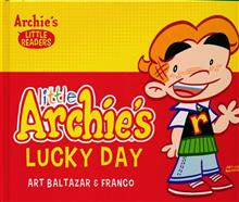 LITTLE ARCHIES LUCKY DAY PICTURE BOOK HC (MR)