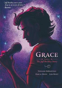 GRACE BASED ON JEFF BUCKLEY STORY GN