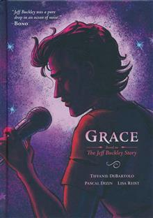 GRACE BASED ON JEFF BUCKLEY STORY HC GN