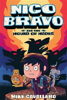 NICO BRAVO & HOUND OF HADES SC GN