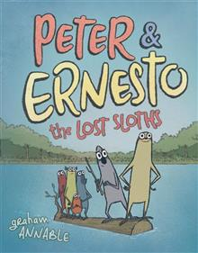 PETER & ERNESTO LOST SLOTHS HC