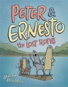 PETER & ERNESTO LOST SLOTHS HC
