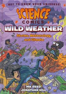 SCIENCE COMICS WILD WEATHER HC GN
