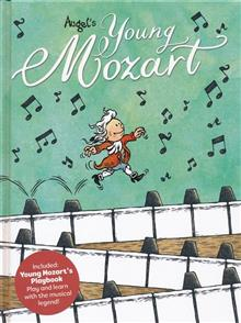 YOUNG MOZART HC