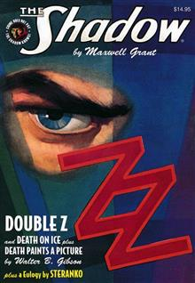 SHADOW DOUBLE NOVEL VOL 141 DDOUBLE Z DEATH ON ICE