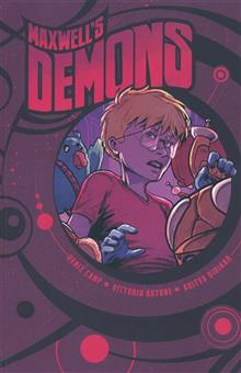 MAXWELLS DEMONS TP VOL 01 (RES) (MR)
