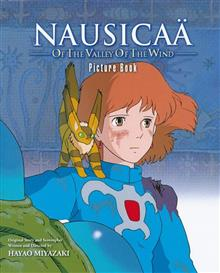 NAUSICAA OF VALLEY OF WIND PICTURE BOOK HC