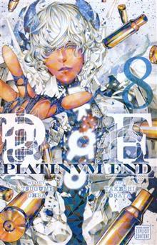 PLATINUM END GN VOL 08 (MR)
