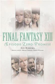 FINAL FANTASY VIII 8 EPISODE ZERO PROMISE NOVEL SC VOL 01