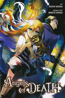 ANGELS OF DEATH GN VOL 06
