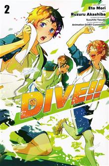 DIVE GN VOL 02