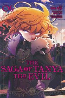 SAGA OF TANYA EVIL GN VOL 06