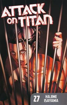 ATTACK ON TITAN GN VOL 27 (MR)