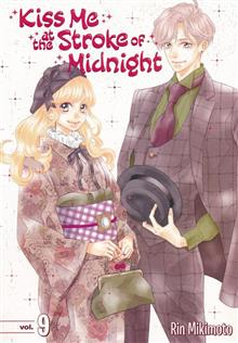 KISS ME AT STROKE OF MIDNIGHT GN VOL 09