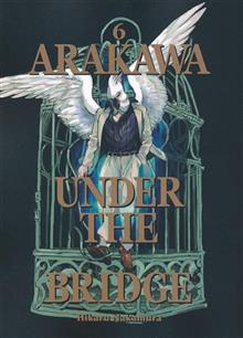ARAKAWA UNDER THE BRIDGE GN VOL 06