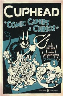 CUPHEAD TP VOL 01 COMIC CAPERS & CURIOS