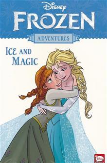 DISNEY FROZEN ADVENTURES TP ICE & MAGIC (C: 1-1-2)