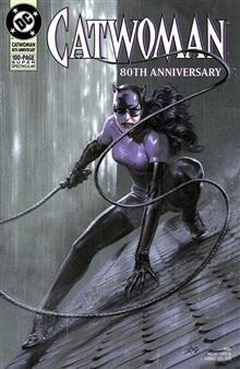 CATWOMAN 80TH ANNIV 100 PAGE SUPER SPECT #1 1990S GABRIELLE