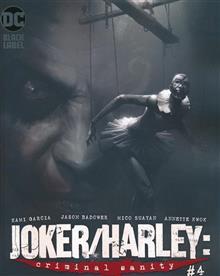 JOKER HARLEY CRIMINAL SANITY #4 (OF 9) (MR)