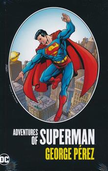 ADVENTURES OF SUPERMAN BY GEORGE PEREZ HC